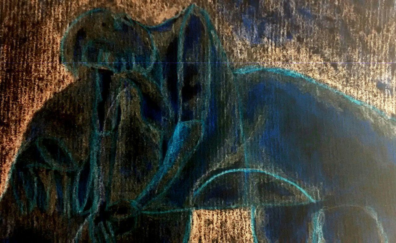 Autor: Manuel Alvarado Tecnica: Mixta Eye4photography  Conceptual Photography  Marcos Sivanovic Hacia El Calvario Melancolia Cuesta Abajo Artistic Photography Arteemfoco Arte En Foco Obra De Arte Silence Nature Photography Marcos Sivanovic