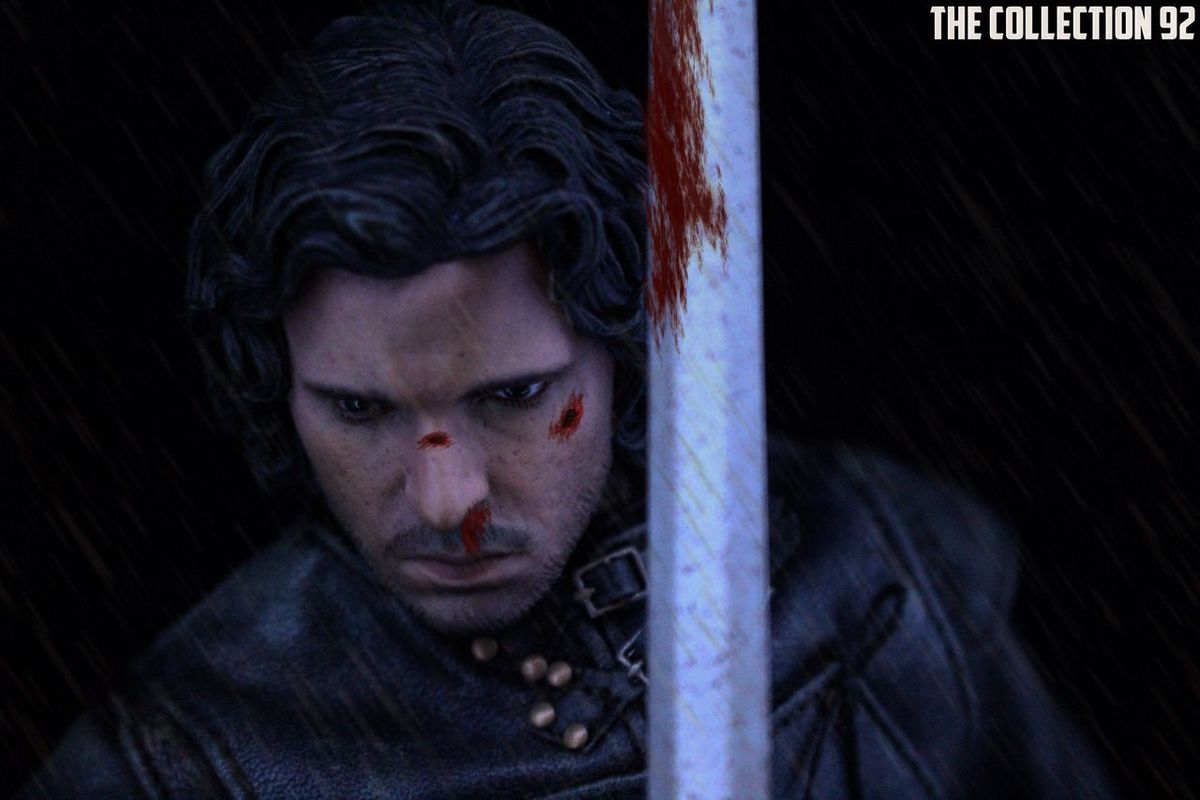 My Watch Begins Photograph Display Hottoys Toydiscovery TC92 Toycommunities Toysphotography Toycommunity Toys Toy Photo JonSnow Gameofthrones Toygroup_alliance Toyartistry Lannister Thrones Tyrionlannister