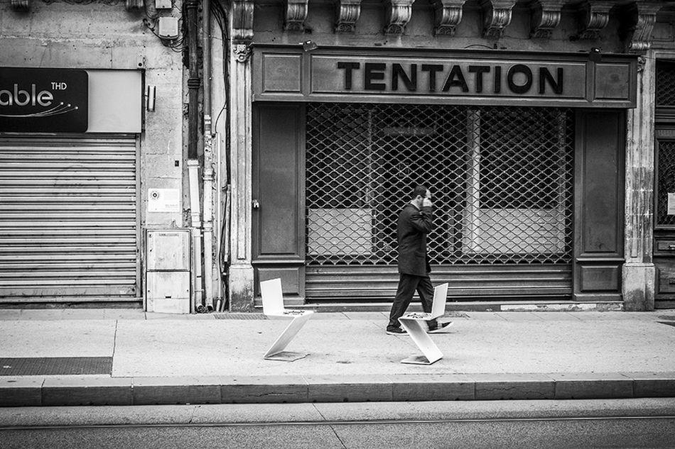 Paris Streetphotography TobiasPhotoArt Black & White