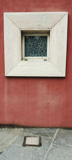 Love Simmetry Semplicity Day Outdoors Window Building Exterior Built Structure Minimal No People
