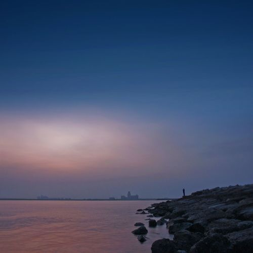 Chasing sunrise Self Portrait Ras Al Khaimah AMPt Community Sunrise