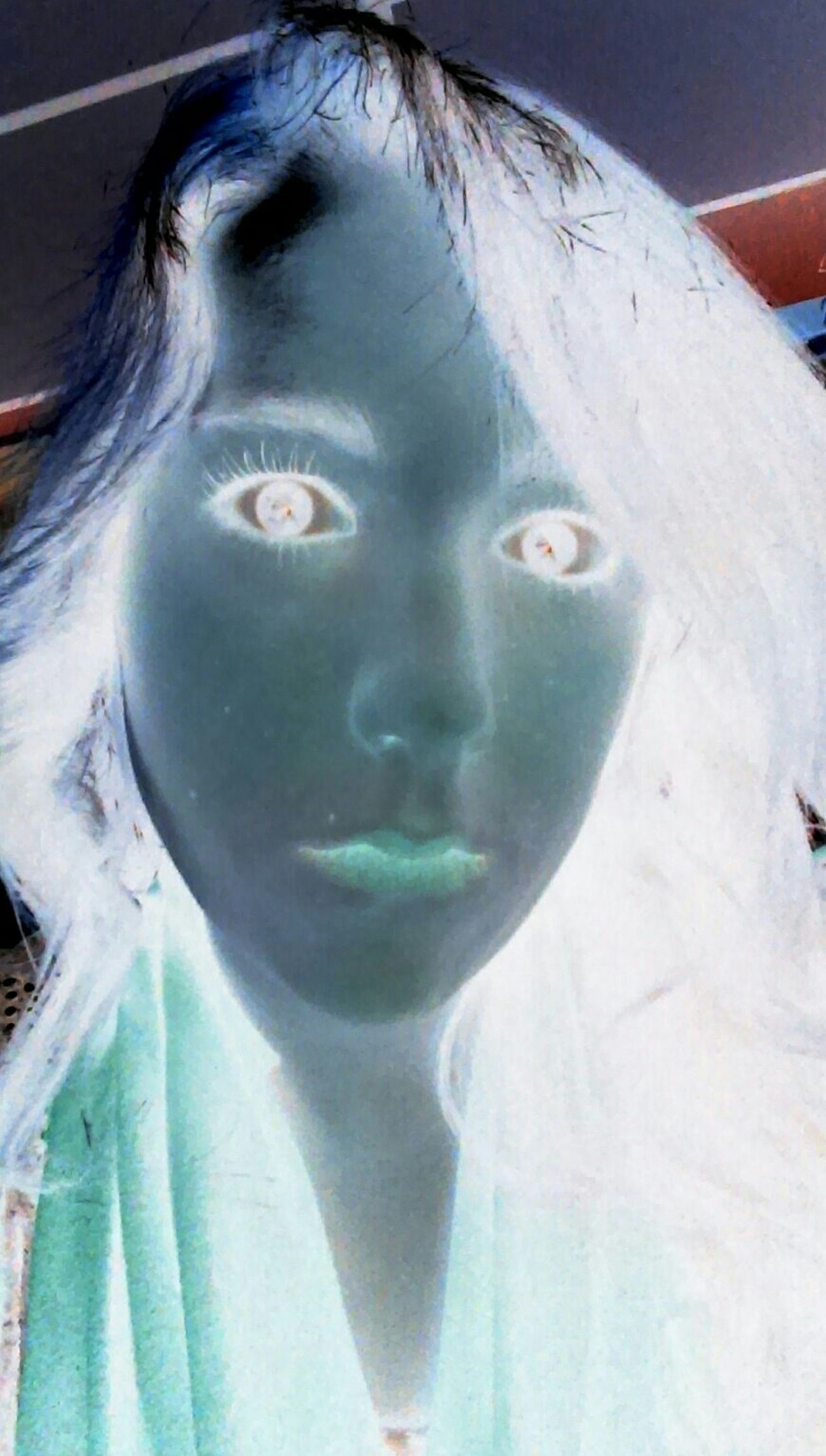 Neons Look Into My Eyes...