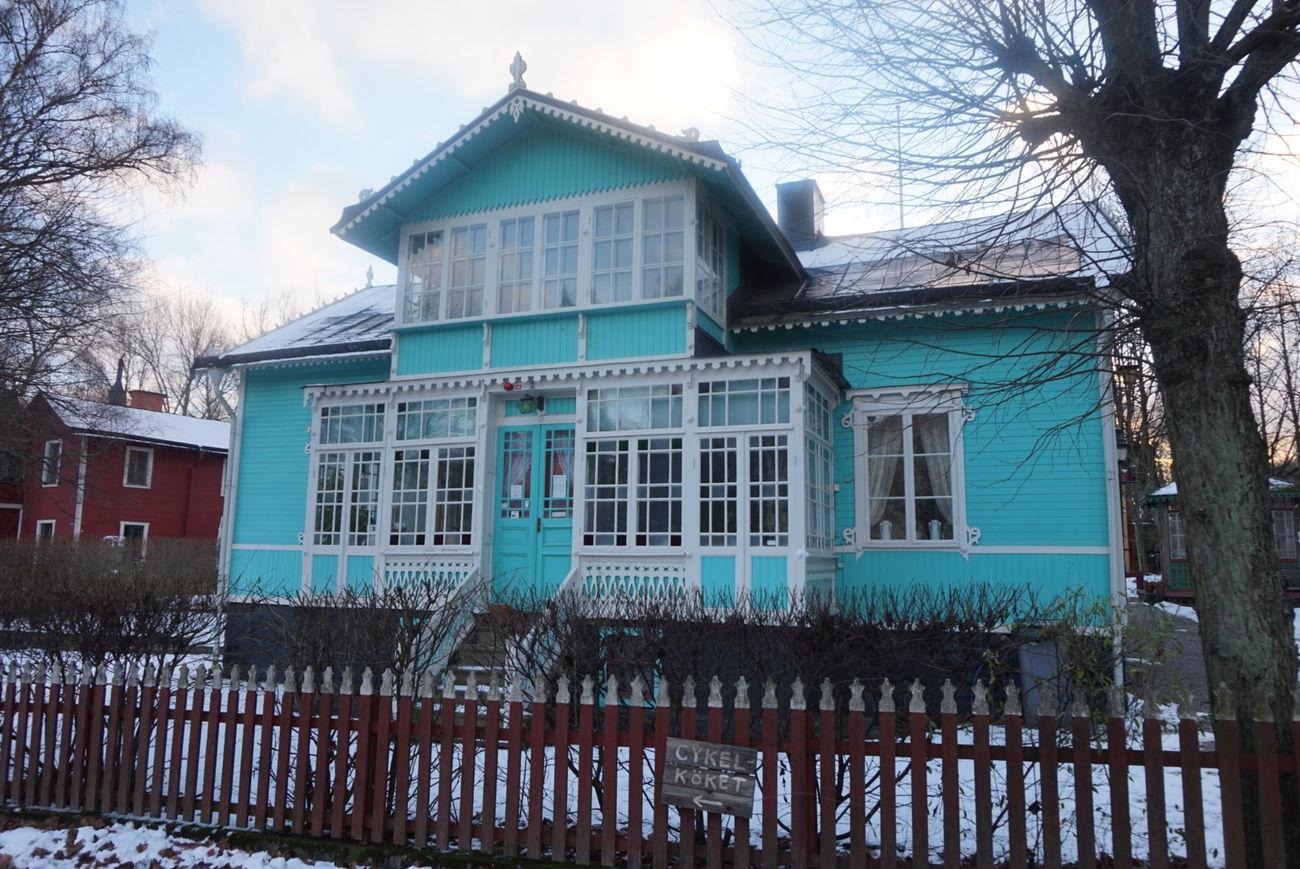 Olle Olsson Hagalund Hagalund Blue Turquoise
