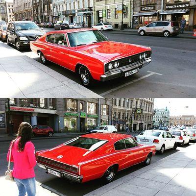 Dodge Charger на Белинского😊
