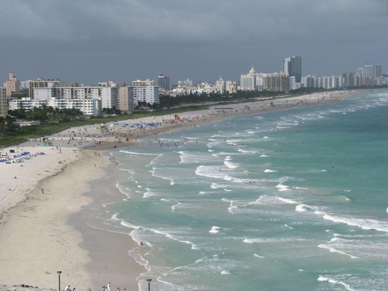 Miami, FL Beachtime
