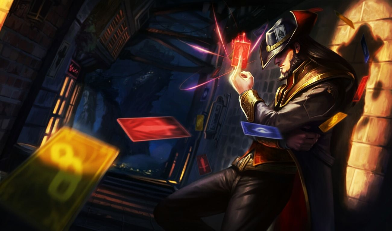 Cool Twisted Fate  League Of Legends