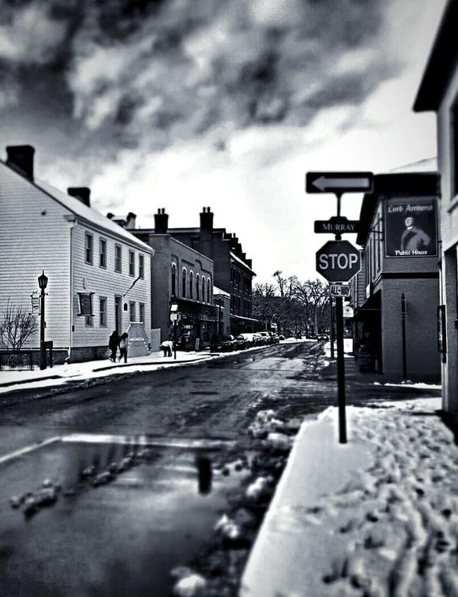 Blackandwhite IPhone Editing 2012 B&W Portrait Streetphotography Amherstburg Mytown
