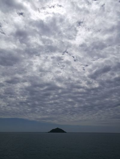 Cloud - Sky Sea Nature Isle Clouds And Sky Clouds