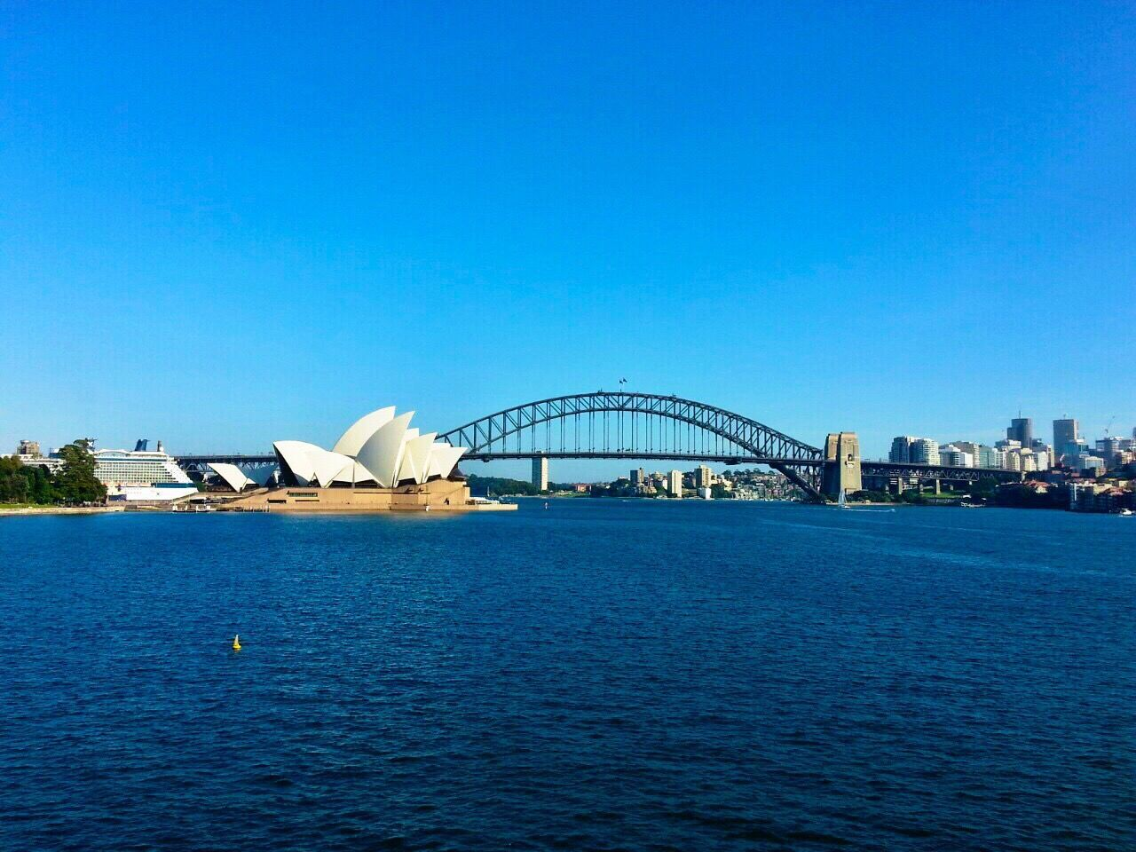 Showcase April Sydney, Australia Enjoying Life ♥ Traveling Sydney Sydney Opera House Sydney Harbour Bridge Sydney Photography Hello World Seeing The Sights Sea And Sky Seascape Relaxing