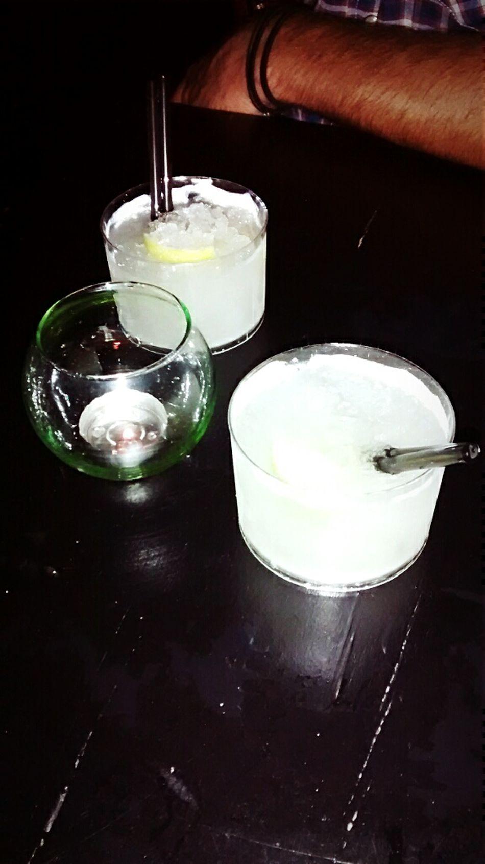 Noche Brasilera! Caipirinhas Saturdaynight Last Drink, I Promise