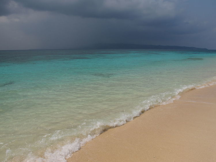 Beach Beauty In Nature BoracayIsland Cloud - Sky Day Dramatic Sky Horizon Over Water Nature No People Outdoors Sand Scenics Sea Sky Storm Cloud Tranquil Scene Tranquility Water