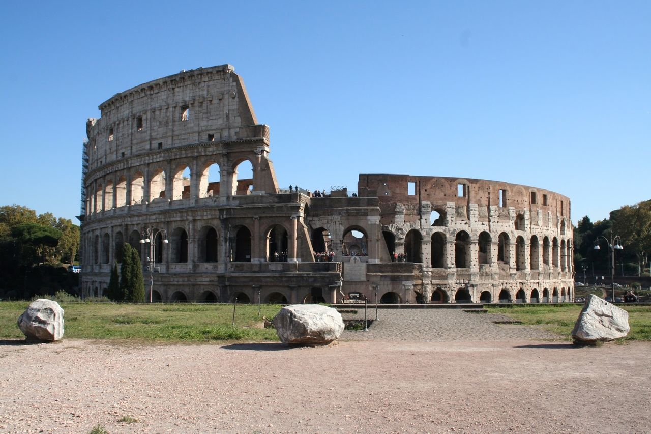 Beautiful stock photos of roma, Amphitheatre, Ancient, Ancient Civilization, Ancient Rome