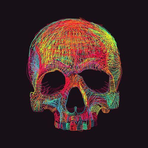 Certaindeath Skull Losangeles Openupyourthirdeye