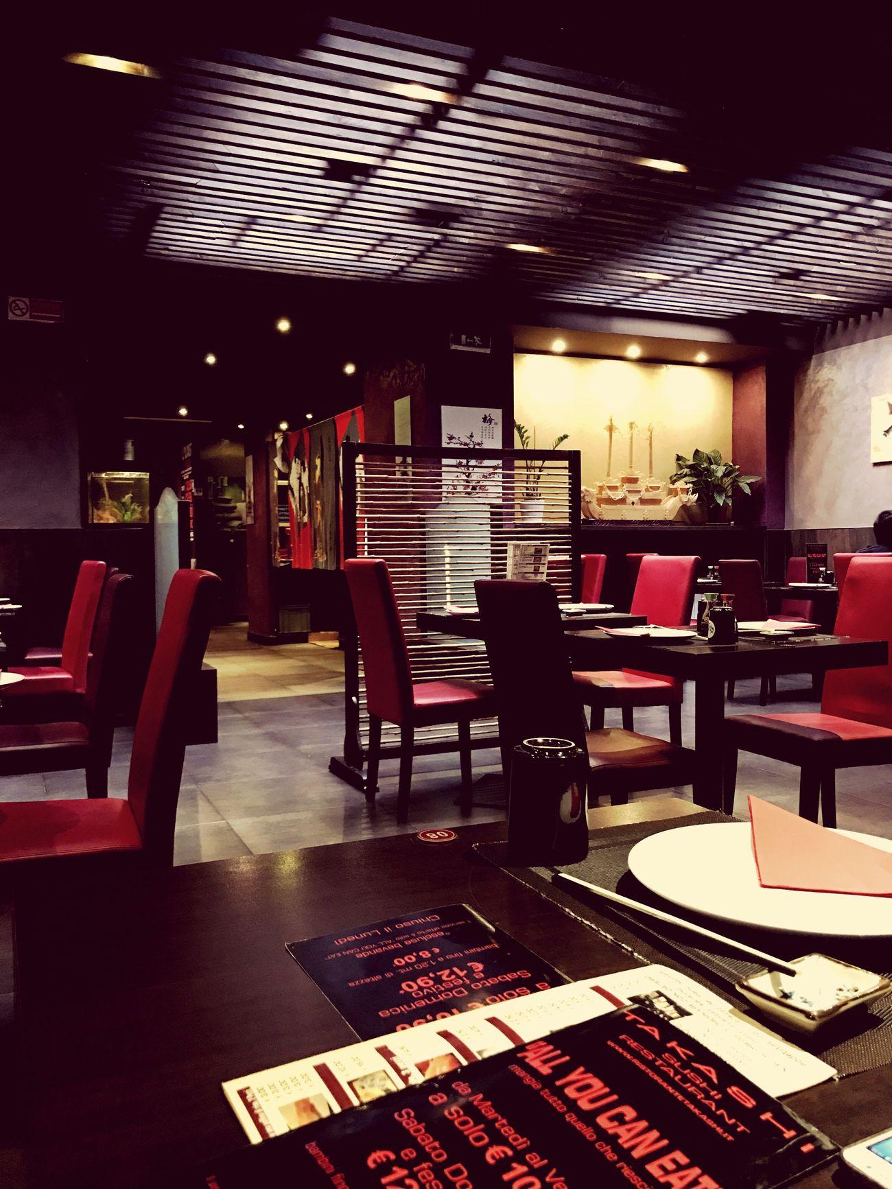 Japanese Food Japanese Restaurant Indoors  Illuminated No People Day Sushi Time Sushi 😚