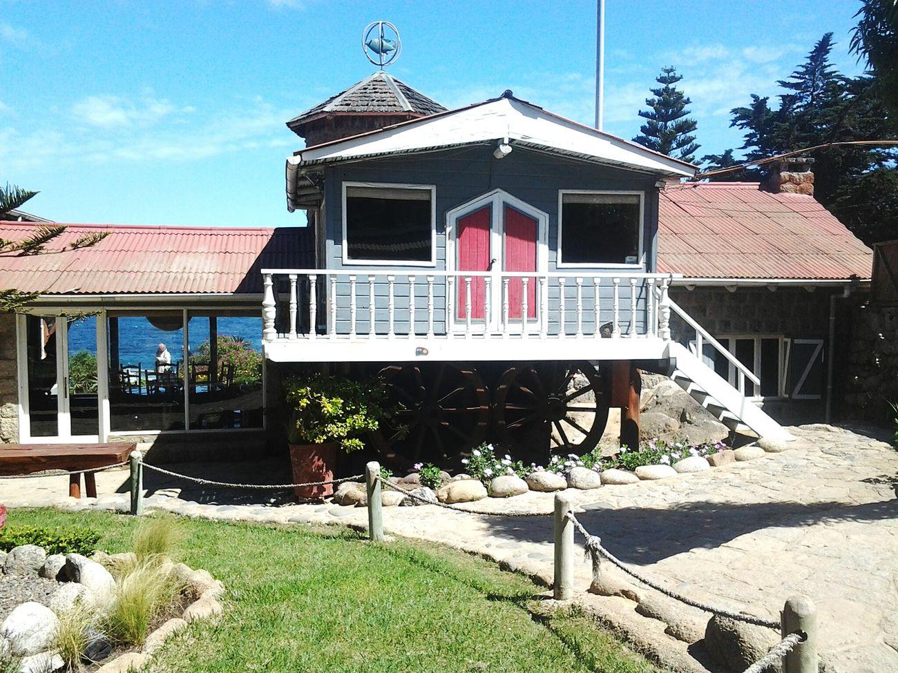 Casa De Pablo Neruda Pablo Neruda Isla Negra Chile Vacaciones2014