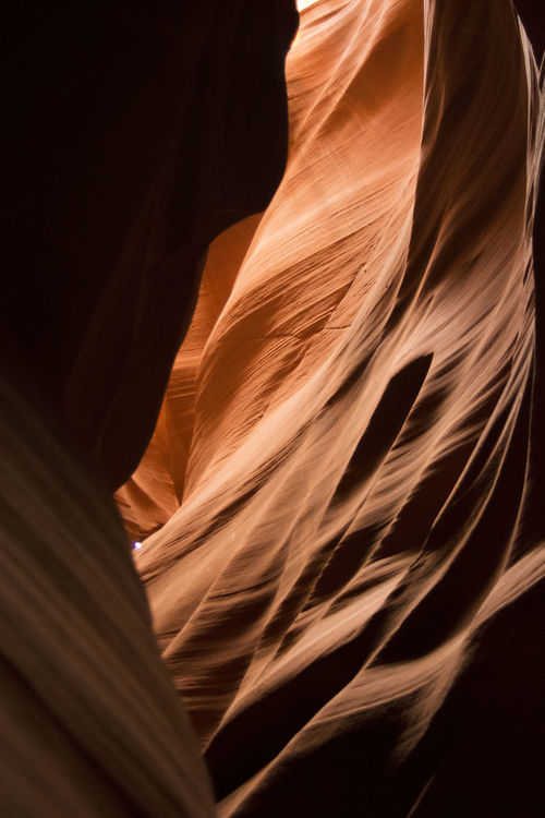 Antelope Canyon Arizona Backgrounds Canyon Close-up Day Geology Gold Indoors  Natural Landmark Nature No People Page Rock - Object Rock Formation Sandstone Smooth Textured  Travel Destinations