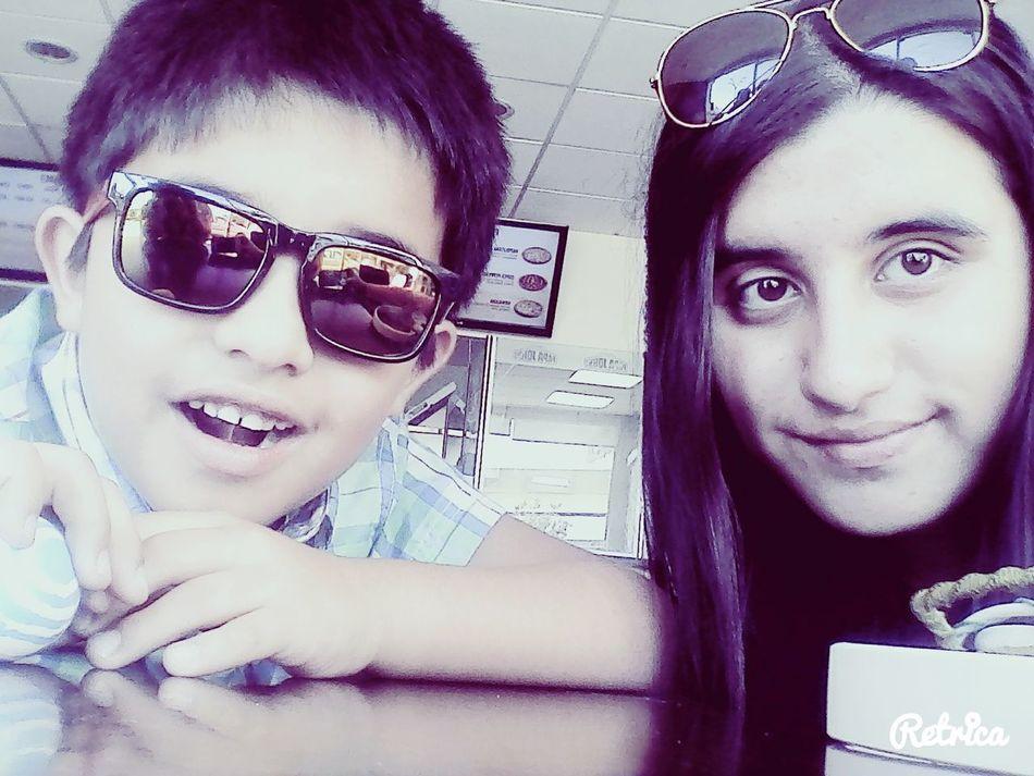 Baby Rico Alvaro Hermano♥ - ILoveYou.♡ Pizza <3