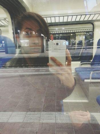 Mustache Amsterdam Train Ns #hurry