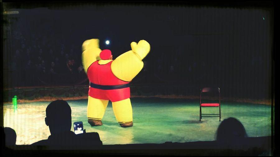 Funny Moments Palyaço sirk atmosferi her zaman iyi hissettirir ?