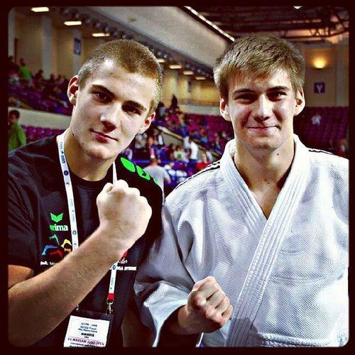 Warsaw Judo Open Bronzemedal Brother Torwar