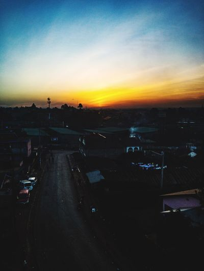 All that's missing is a wise quote... Quotes Missing Quote Sunset Sky No People Architecture Built Structure Building Exterior Outdoors Scenics Nature Beauty In Nature Illuminated City EyeEmNewHere