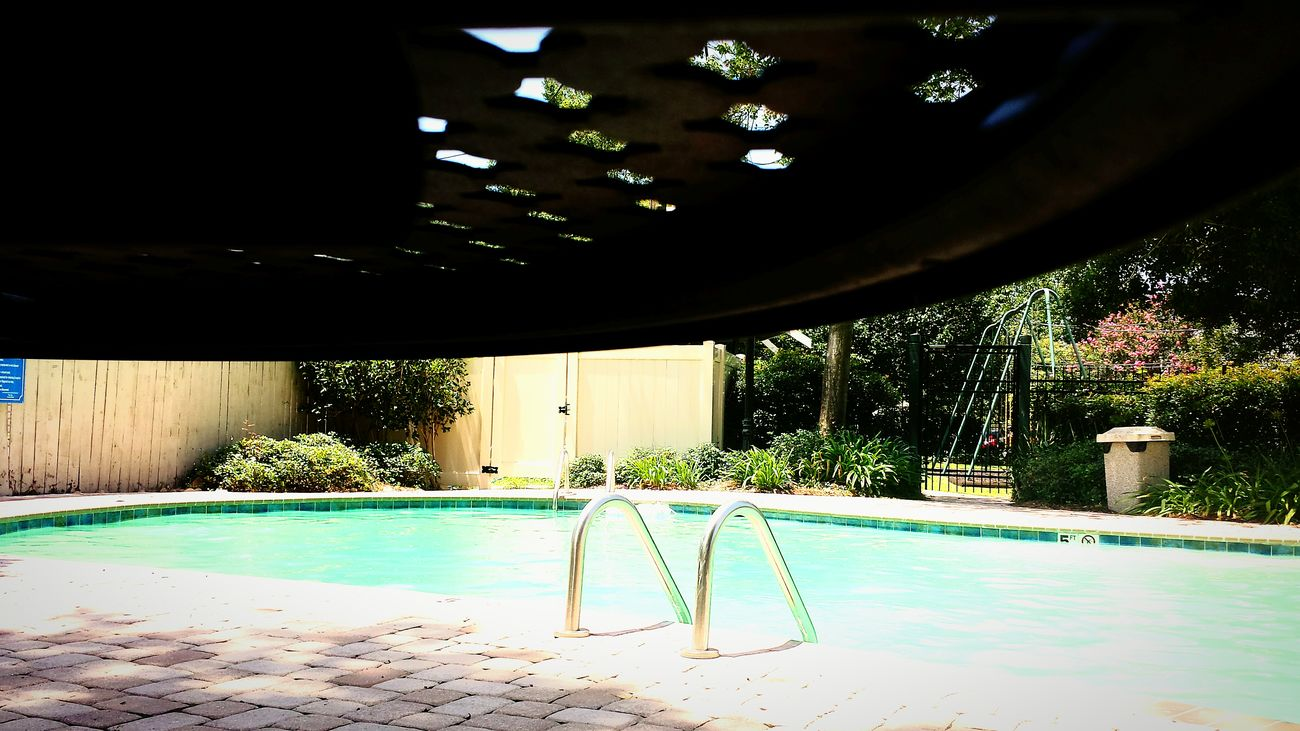 Pool Side Chillin With The Homies Looks So Inviting :)