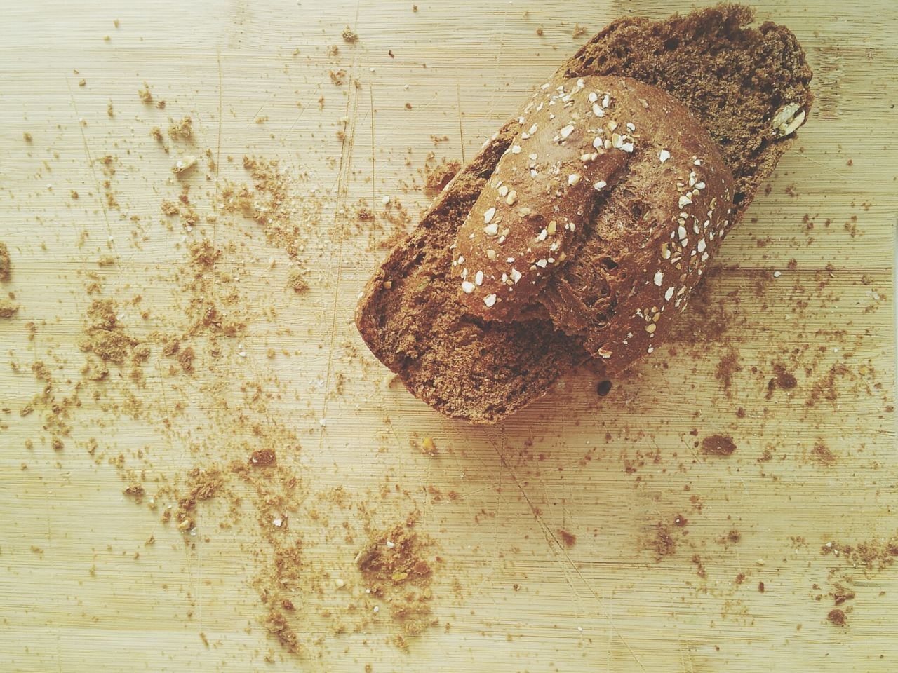 Beautiful stock photos of bread, Bread, Brown, Close-Up, Cutting Board