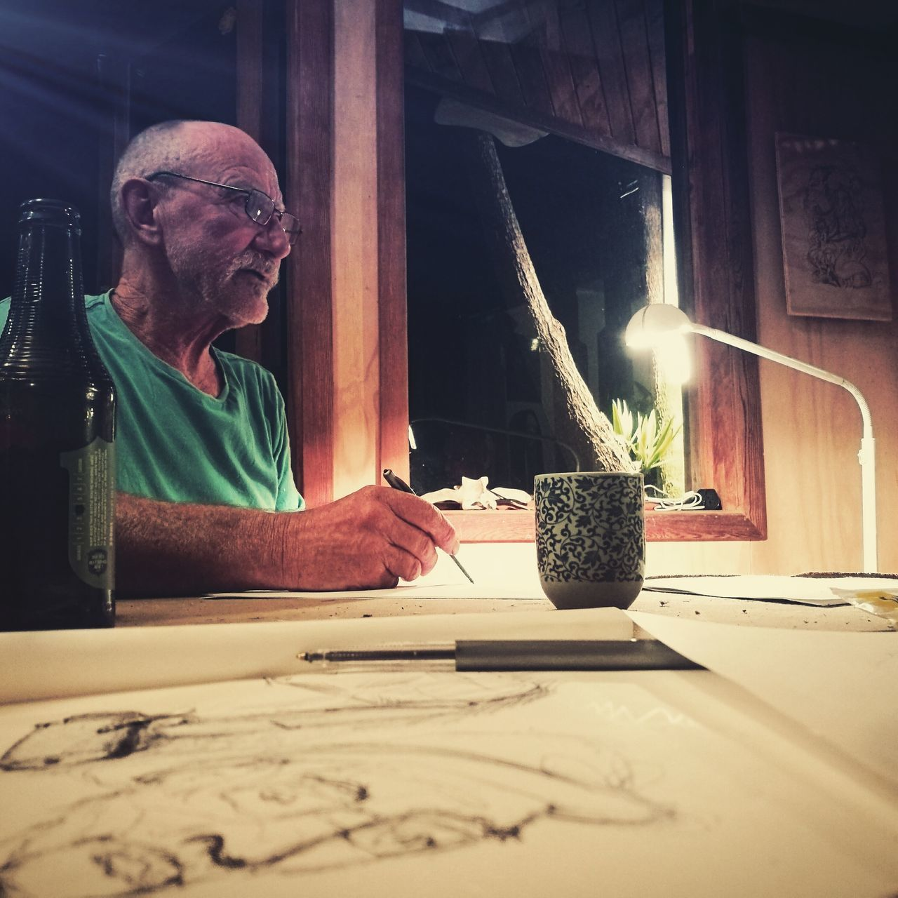 People Art Draw Drawing - Activity Beauty Bodhi  Artiste Peintre Nouvelle-Zélande Paraparaumu Beach