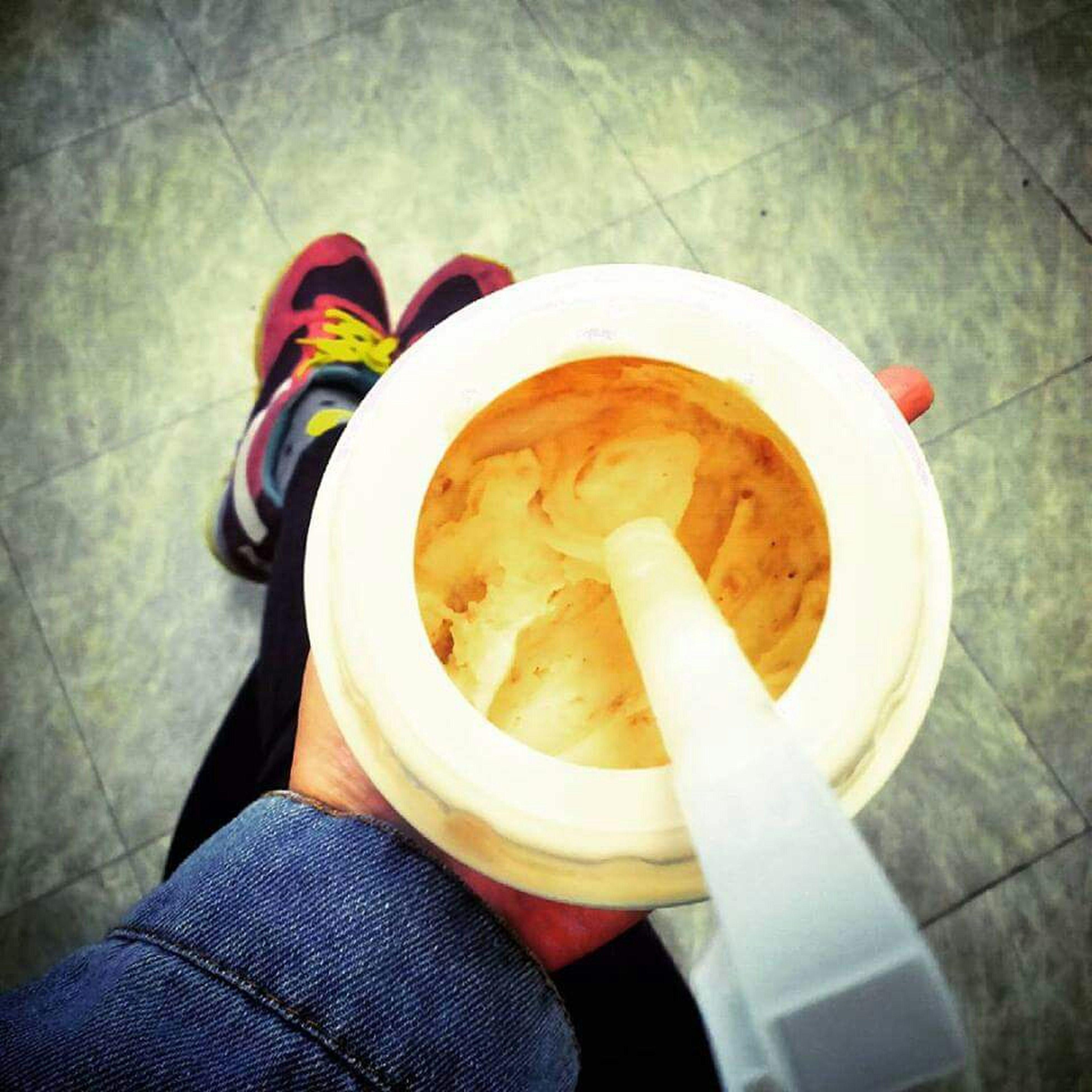花生冰炫風出乎我意料之外的好吃('∀') ✓之前的 紅玉冰炫風我也喜歡!! Peanut Ice Cream Awesome Taiwan Mcdonalds 花生 冰炫風 紅茶