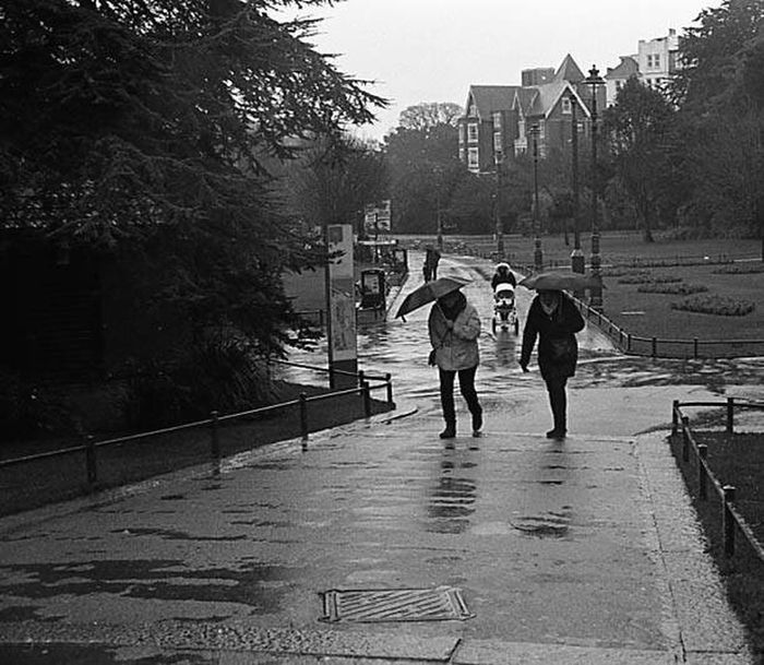 Yashica Electro 35 GT Black & White Film Photography 35mm Film Bournemouth