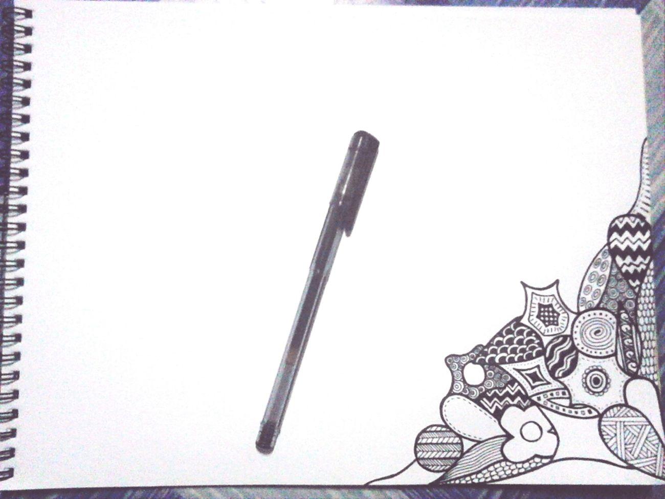 don't mind the pen lol Doodle Unfinished_art :(