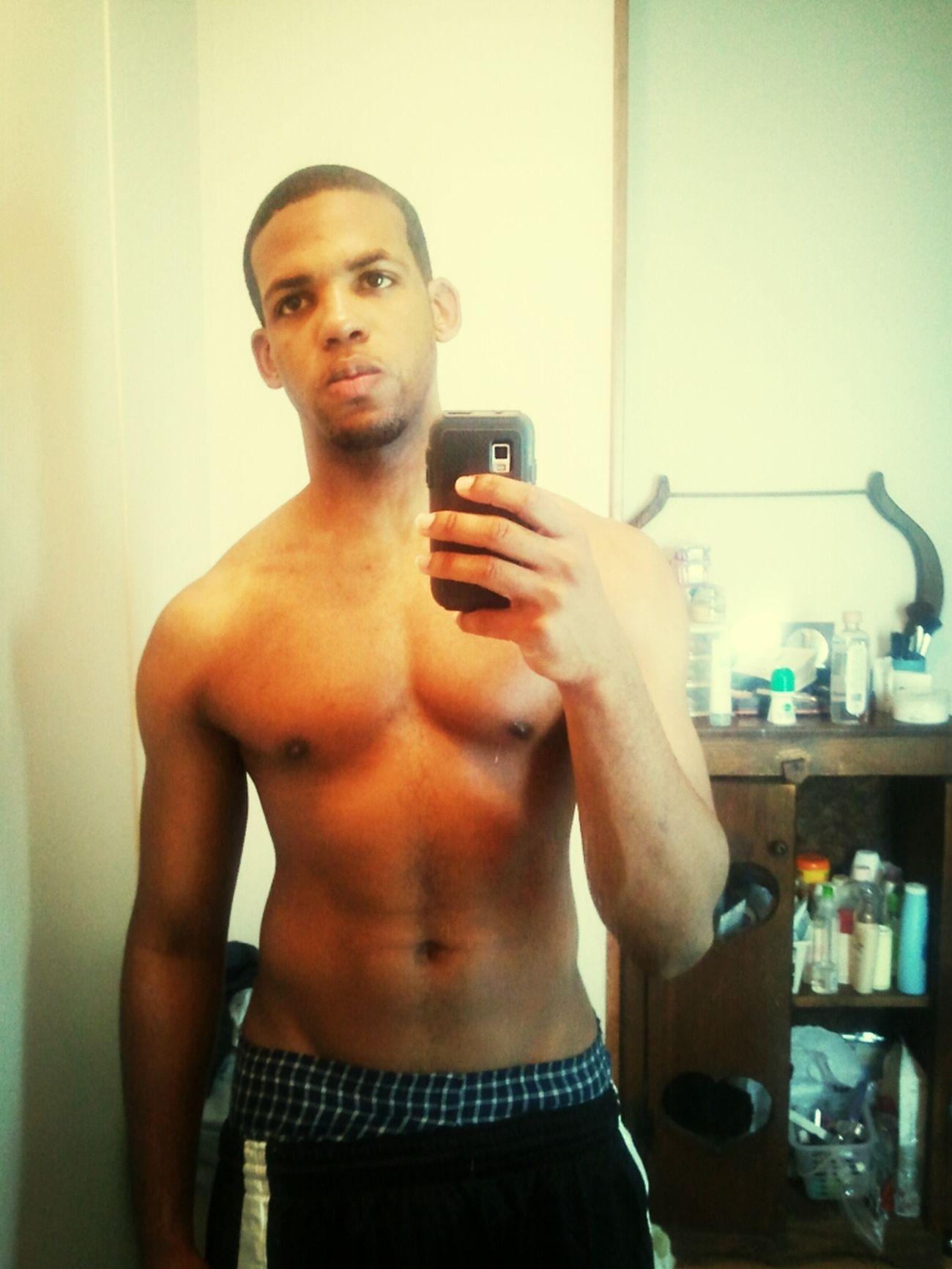 Fresh Outta Shower Boutta Chill