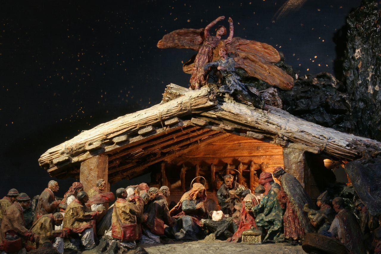 Nativity Scene, birth of Jesus Bethlehem Birth Christianity Christmas Creche Croatia Faith Family Holy Jesus Joseph Manger Nativity Peace Place Of Worship Religion Religious  Sacred Saint Savior Spiritual Virgin Mary Worship