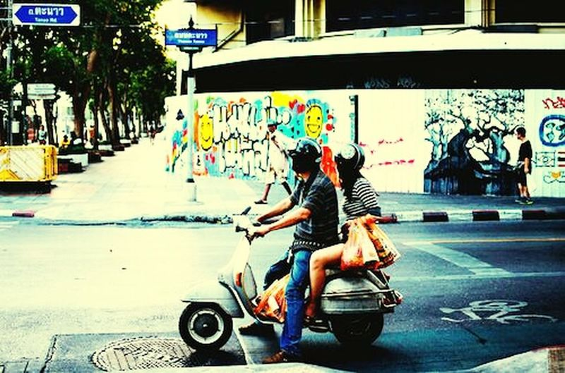 Vespa Motorcycle First Eyeem Photo