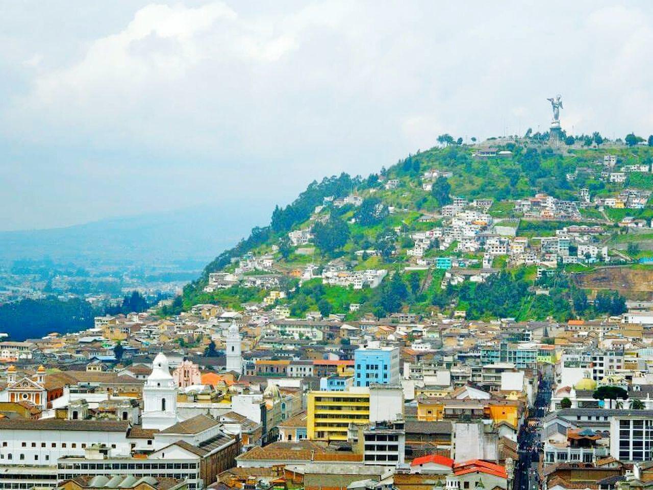 Watching over... Angel Angels Quito QuitoEcuador Quito ❤️😍 Quito Ecuador Elpanecillo El Panecillo Virgin  Ecuador Ecuador♥ Travel Destinations Travel Photography Travel Watchingover Traveltheworld