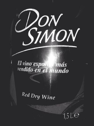 Vinotinto Don Simon Pasion Por El Vino