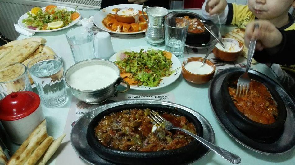 My Daily Commute Dinner Eating Turkinstagram Malatya Turkish Kebab Kayserili Nom Nom Nom Taking Photos