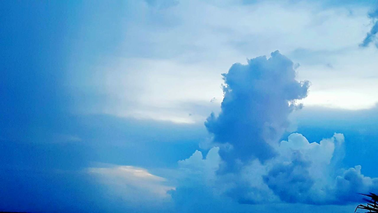 sky, cloud - sky, nature, beauty in nature, scenics, no people, tranquility, blue, day, tranquil scene, outdoors, sky only