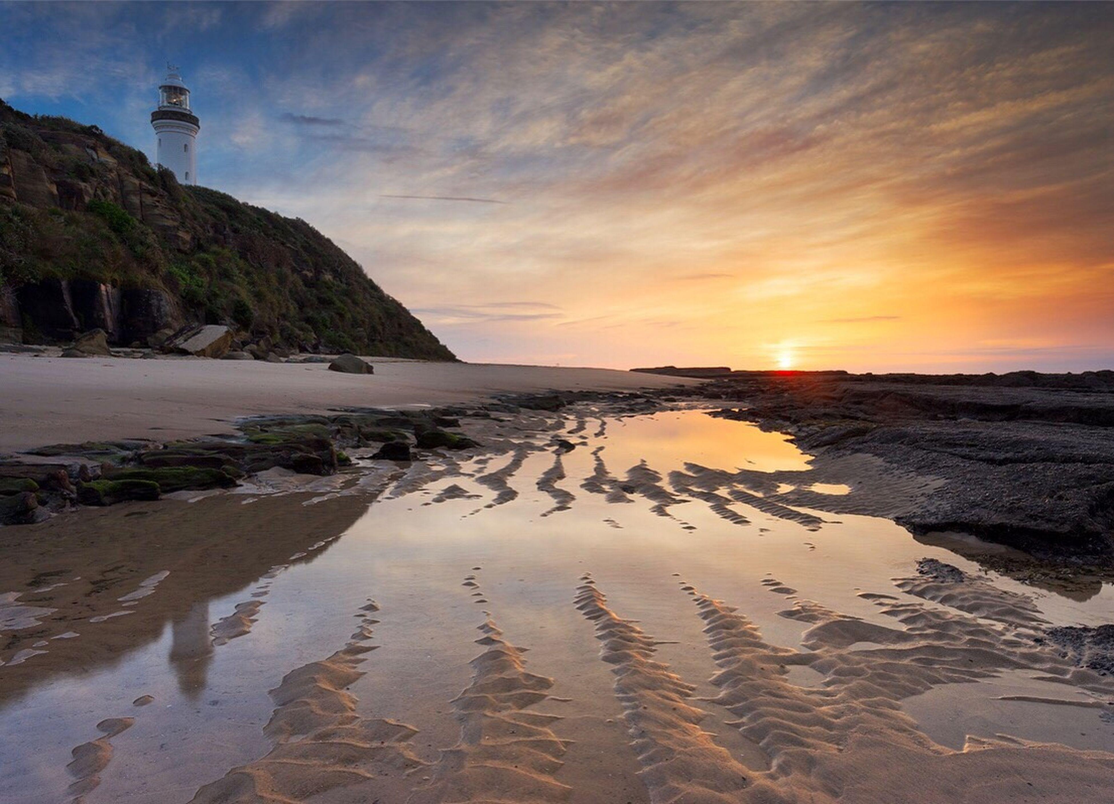 Hazy sunrise Seascape Ocean First Eyeem Photo