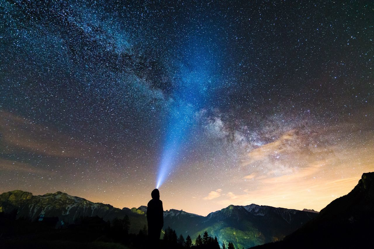 Beautiful stock photos of sterne, Astronomy, Beauty In Nature, Constellation, Galaxy
