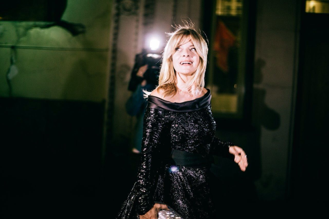 Capture The Moment Nastassja Kinski EyeEm Best Shots Actress Spb Spb_live Woman Star Red Carpet Beautiful