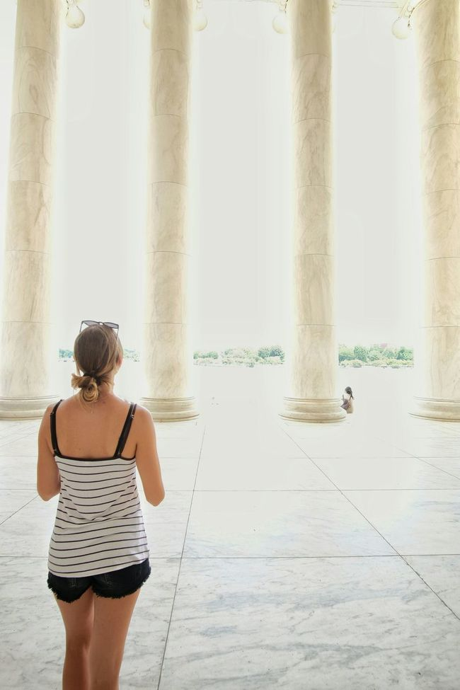 Captivating DC Sightseeing Tourists Historical Sights Summertime Check This Out Igdc