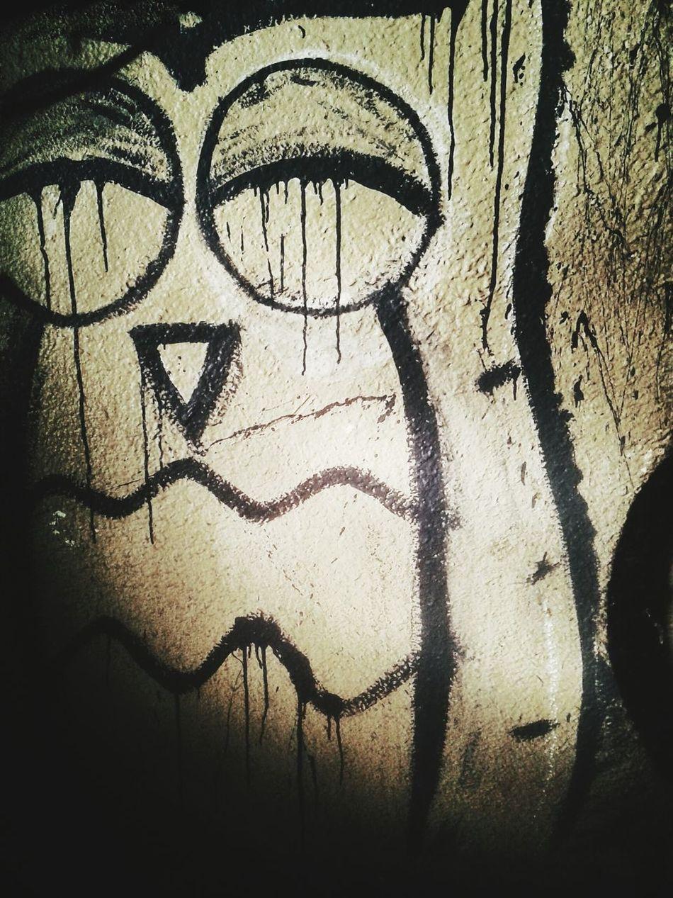 Art Owl Streetart Fastdraw