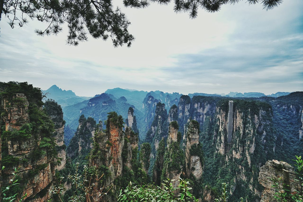 China Photos Mountains Landscape Mountain View Landscape_Collection Travel From My Point Of View Nature Fresh Scent Light And Shadow Beautiful Nature EyeEm Nature Lover Taking Photos Clouds And Sky Streamzoofamily Seeing The Sights