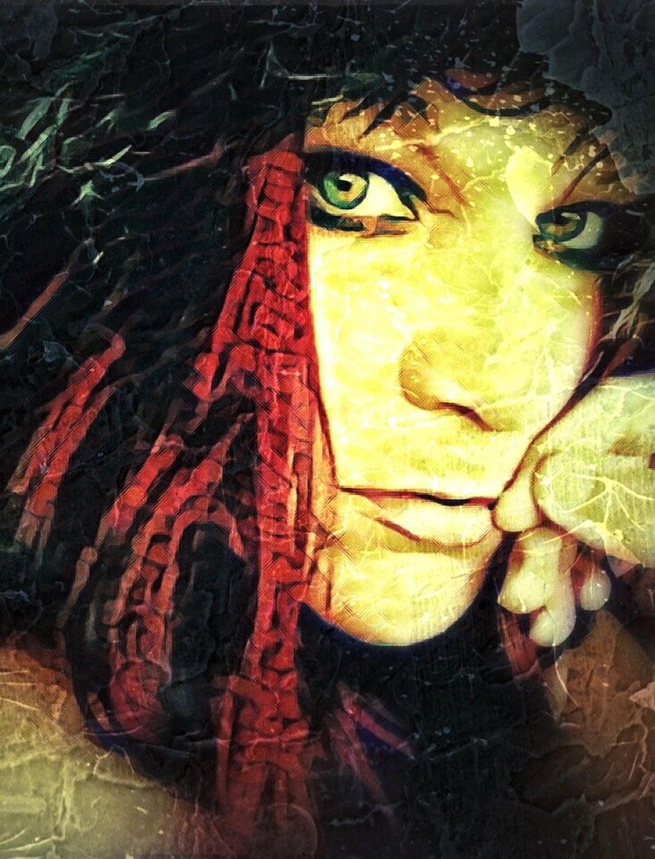 Creativity Reedited Close-up Green Eyed Girl ❤ Human Face Looking At Camera Real People Eyes Are Soul Reflection Photographylovers Southerngirl Photographer Photo Art 📷🎨 Artistic ArtWork Photography Digital Art One Person Eyes