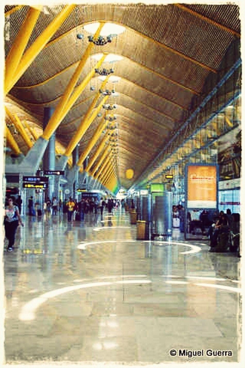 España Barajasairport