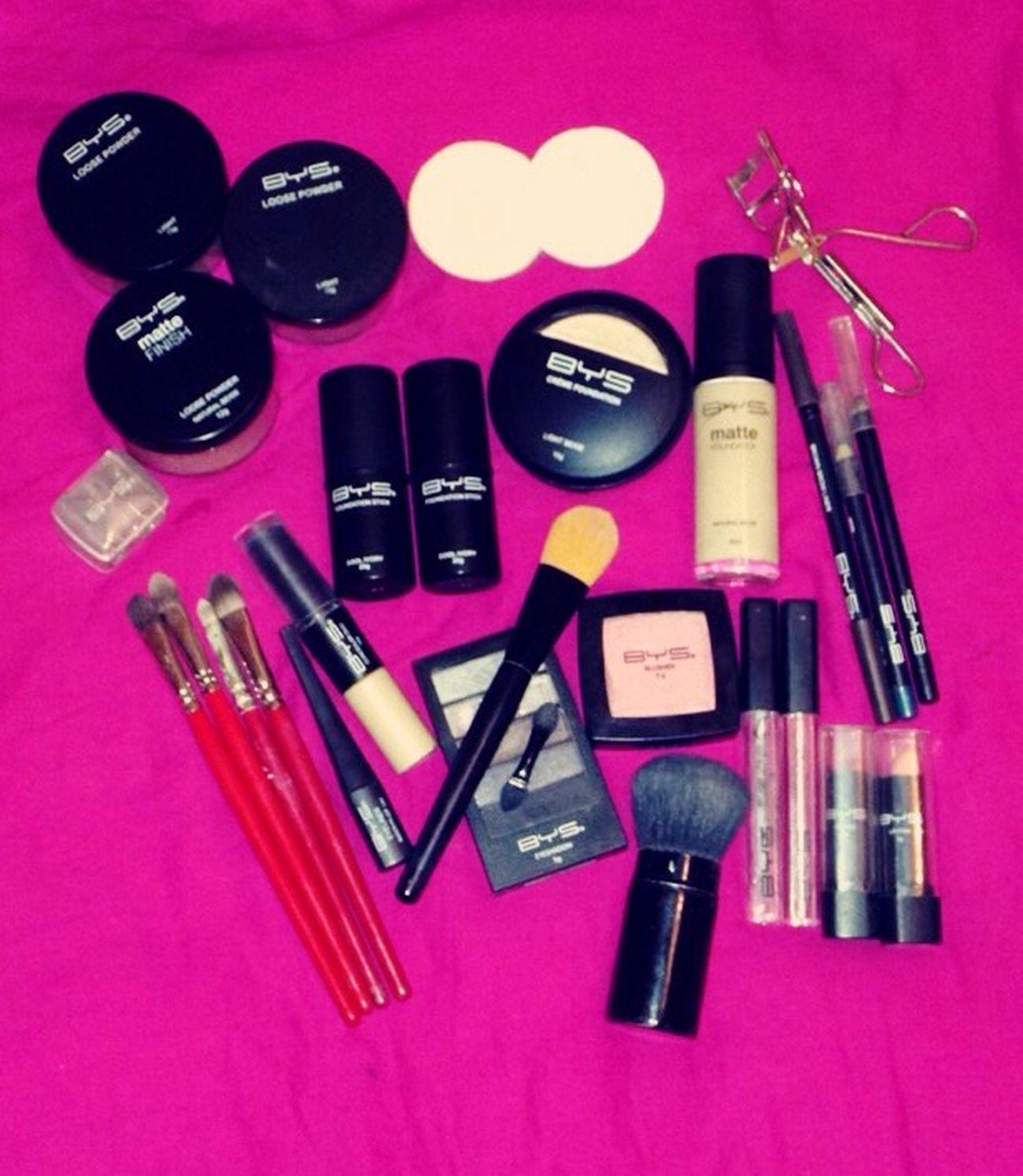 """""""Le maquillage c'est la vie."""" BYS Makeup Love"""