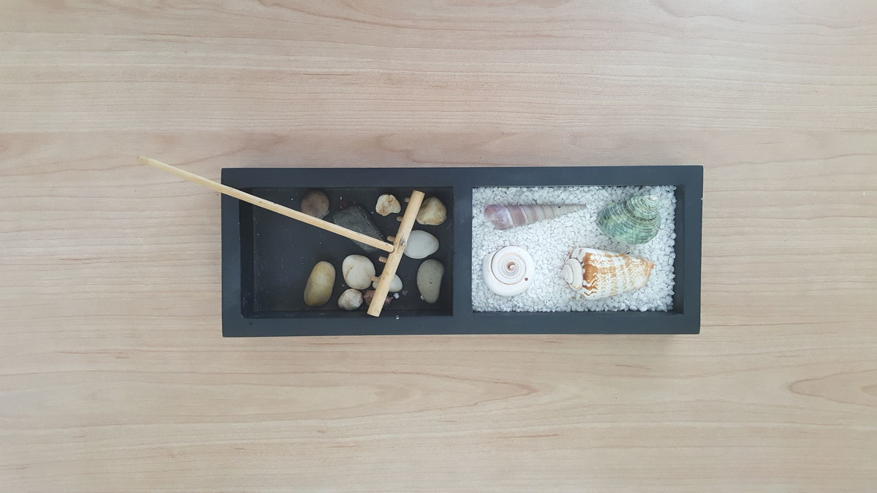 Zen Zen Garden Tone Texture Style Neat Decor Tranquility Shells Sand Wooden Design Rake Natural Organic Pattern Shape Form Gemstones Positive Positive Vibes Simple Tumblr Light Divine Visual Feast