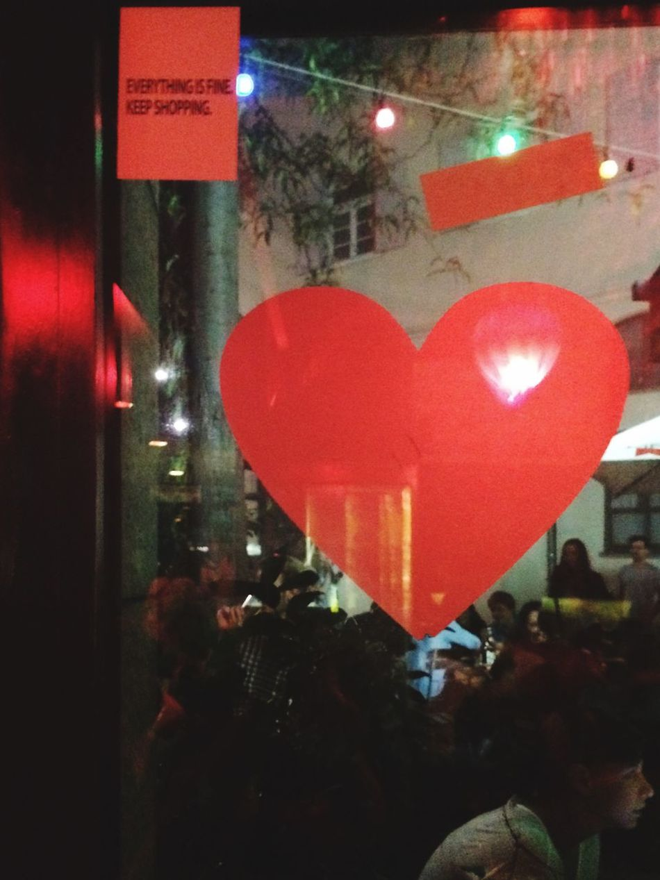 Great Atmosphere Shopping ♡ Drinks Heart