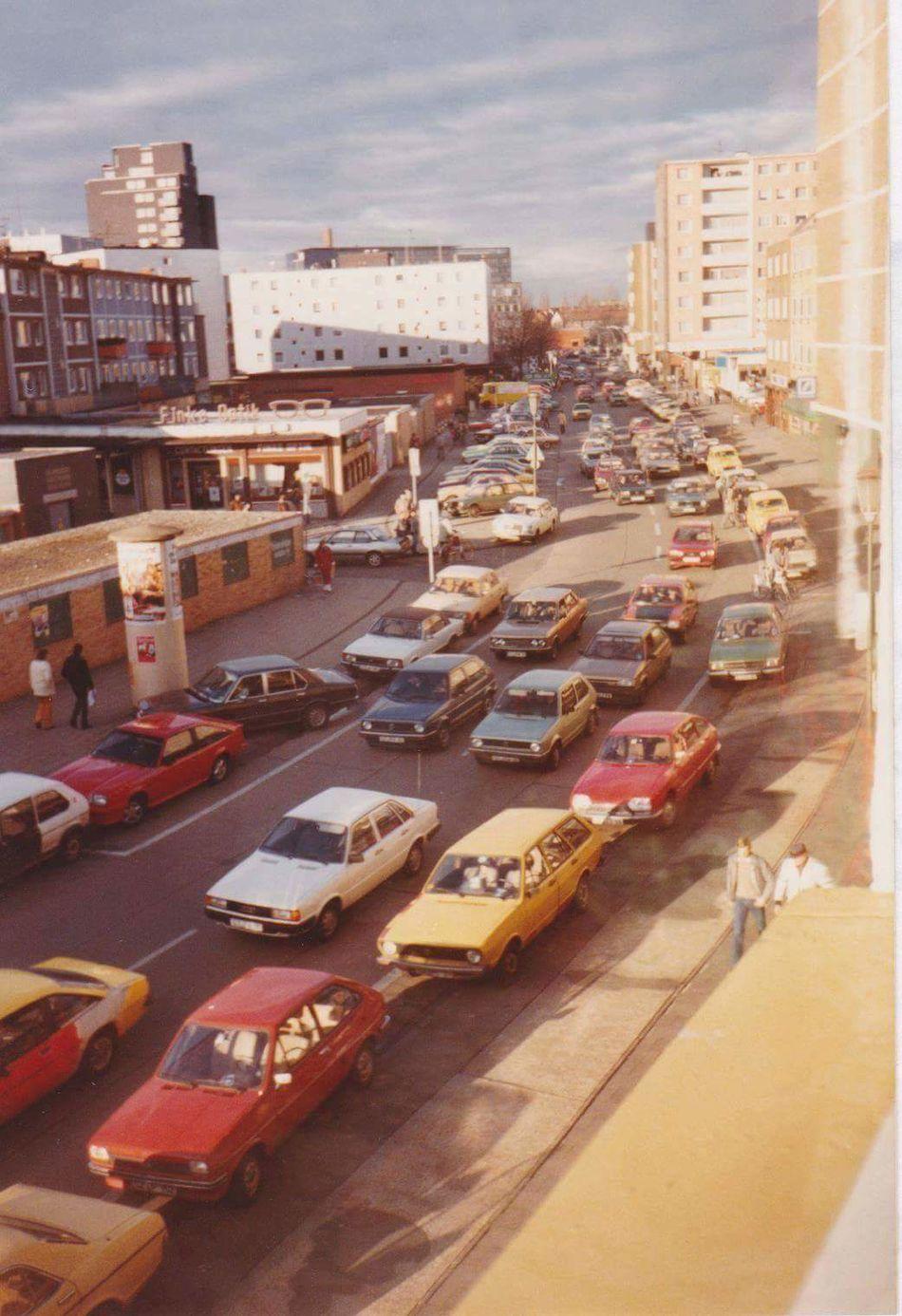 The Drive Cityscape Travel Destinations 1974